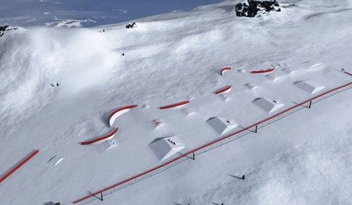 Kartal Grand Kartal Otel Snowpark Acildi